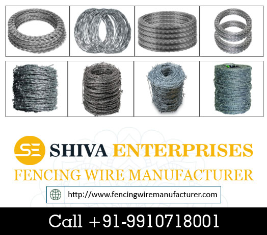 Indias Trusted Fencing Wire Manufacturer