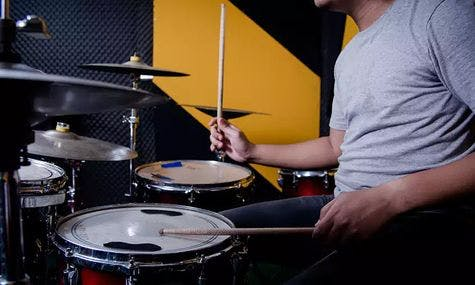 Join The Online Drum Classes FSM Buddy