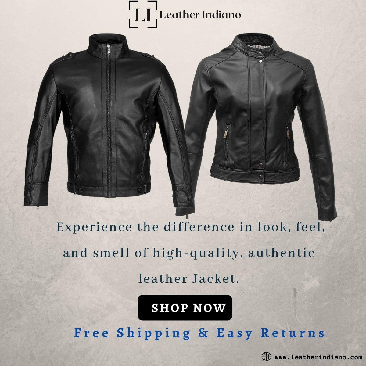 Leather Indiano Spice Up Your Outfit