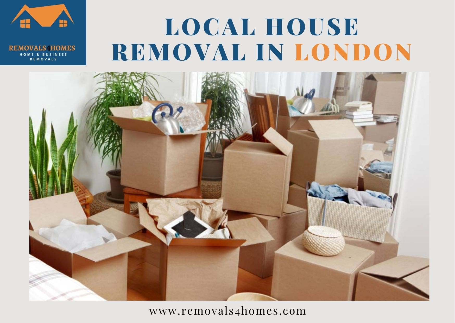 Local House Removals Services