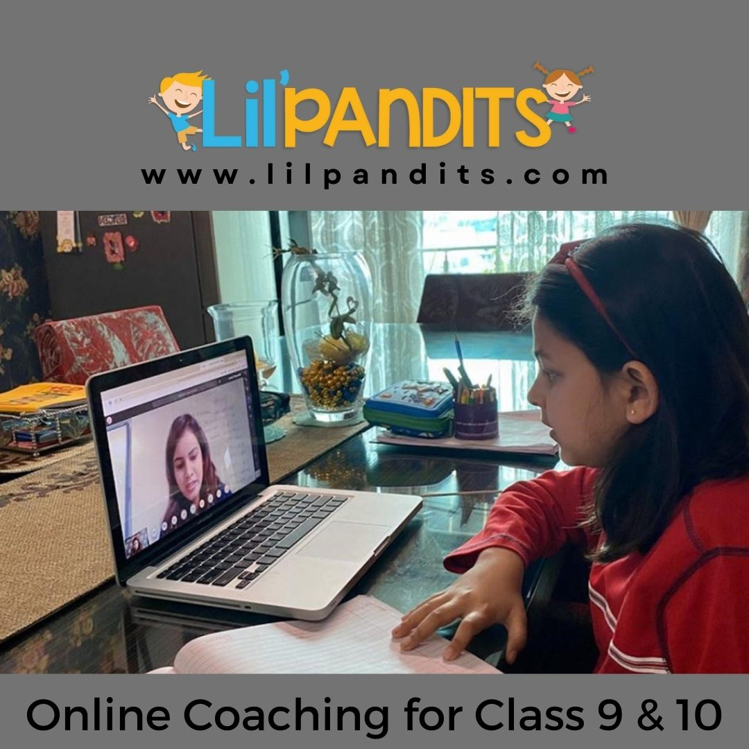 Online coaching for class 9 and 10