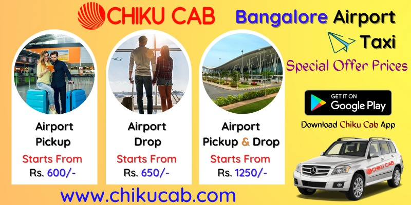 Outstation Taxi in Bangalore