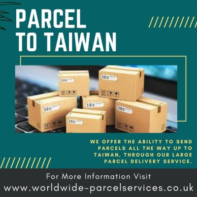 Parcel to Taiwan