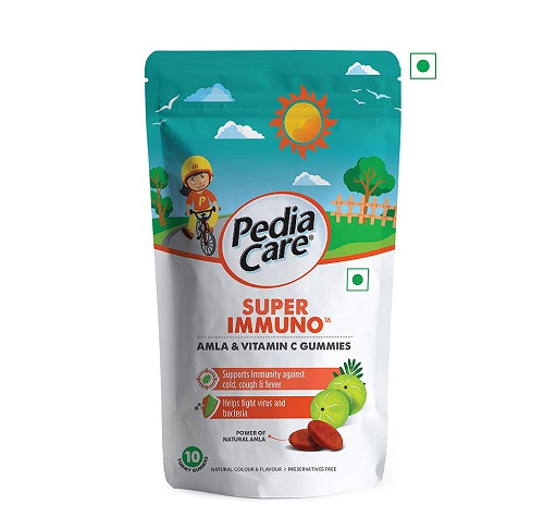 Pedicare Offers Immunity Boosting Gummies for Kids