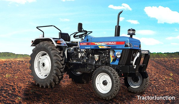 Powertrac euro 47 available with Quality Features and Specifications in Ind...