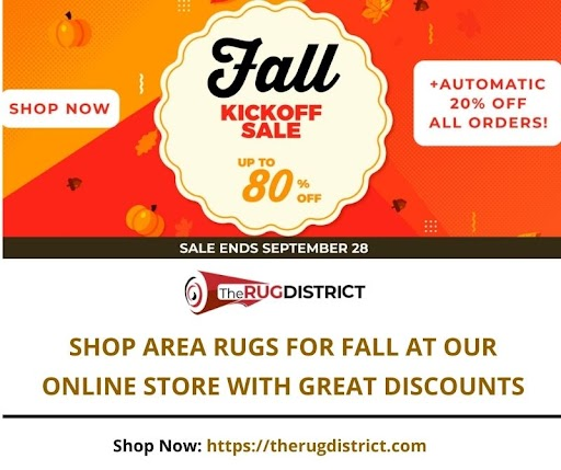 Premium Area Rugs for Fall Shop Now get Up to 80 Off