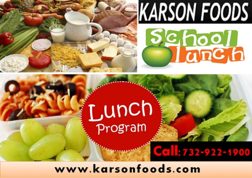 Professional School Lunch Meals Healthy Lunch Options Karson Foods