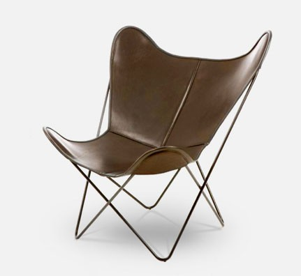 Purchase the Eelegant Hardoy Butterfly Chair for superior comfort