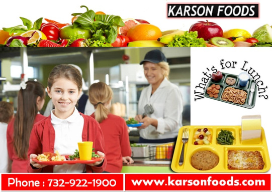 Serving Healthy and Tasty School Lunch Meals that kids love!!