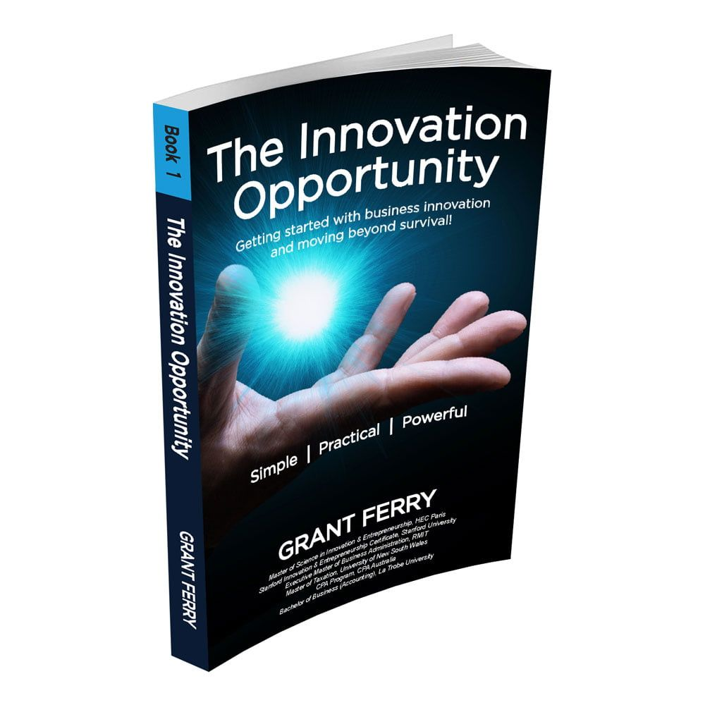Start Innovating and Move Beyond mere Business Survival