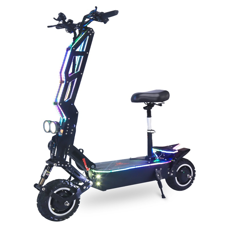 TopMate Foldable Electric Scooter for Professional Riders