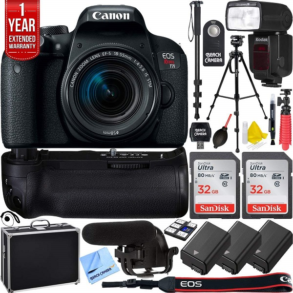 We have delivered for you a brand new DSLR CAMERA that too a