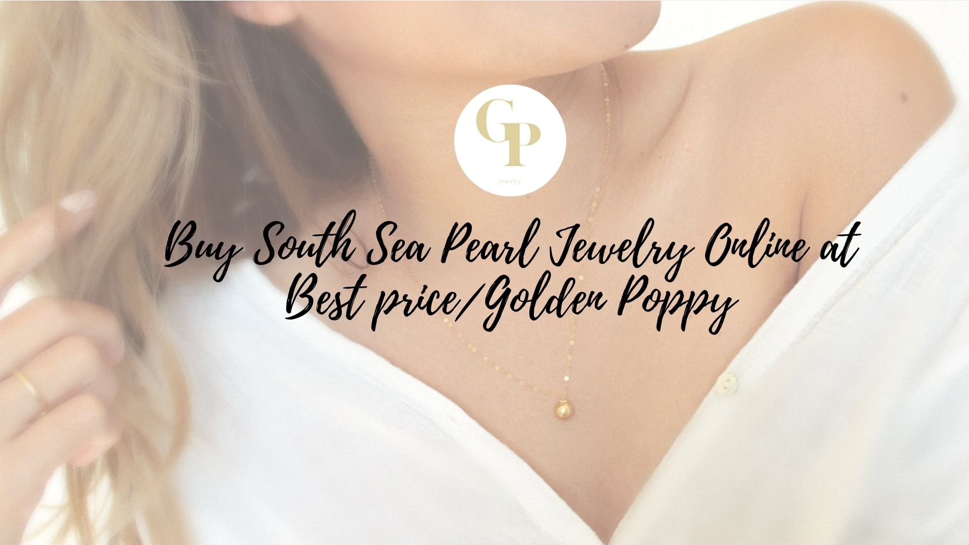 You can buy affordable everyday jewellery from golden poppy