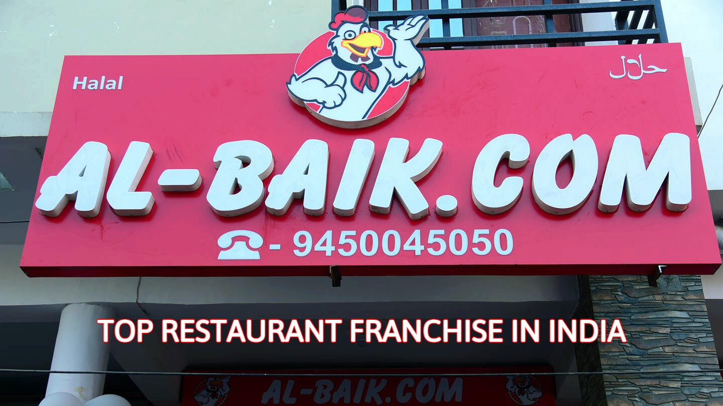 ALBAIK franchise in India 100 franchise stores in India