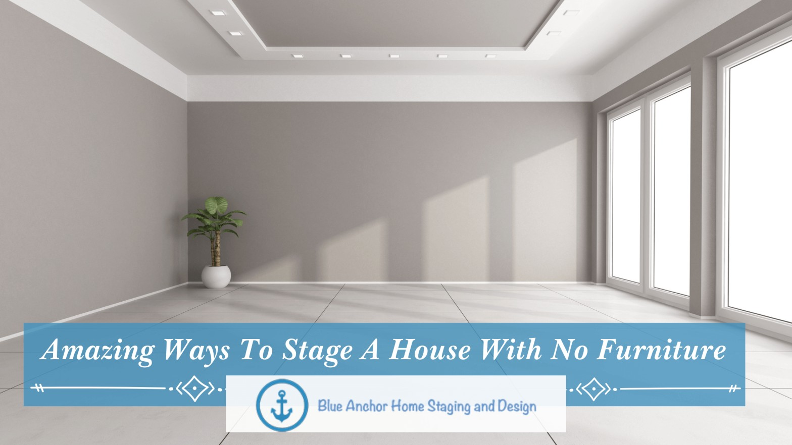 Amazing Ways To Stage A House With No Furniture