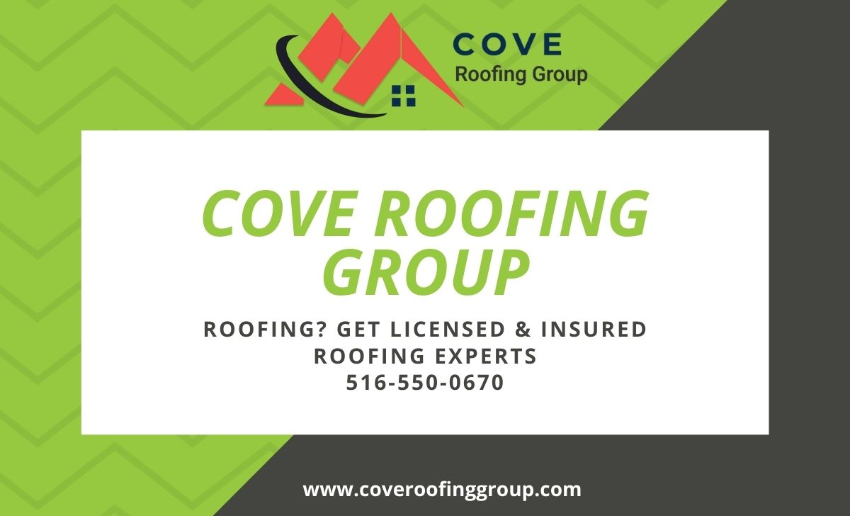 Appoint the Best Flat Roofs with Cove Roofing Group