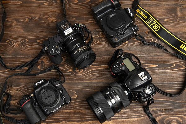 Assuming youre looking out LATEST DSLR CAMERA to make video, that is the go...