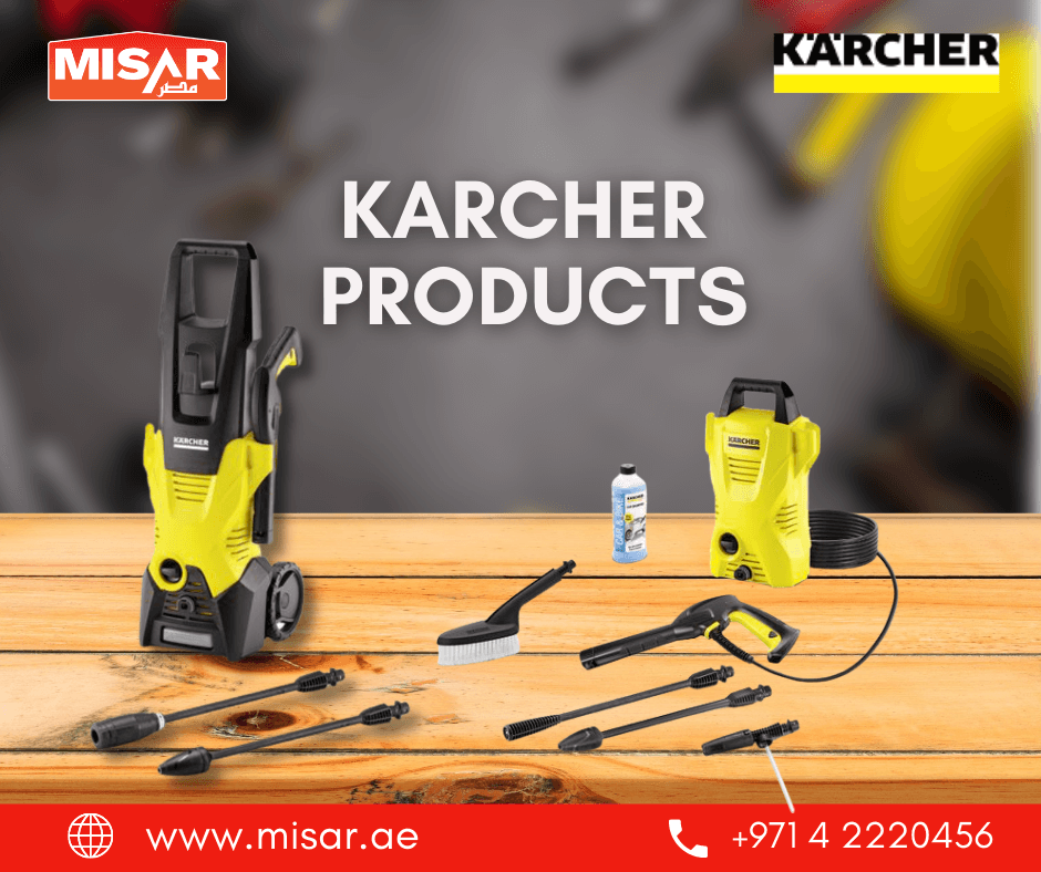 Authorized Karcher Product Suppliers