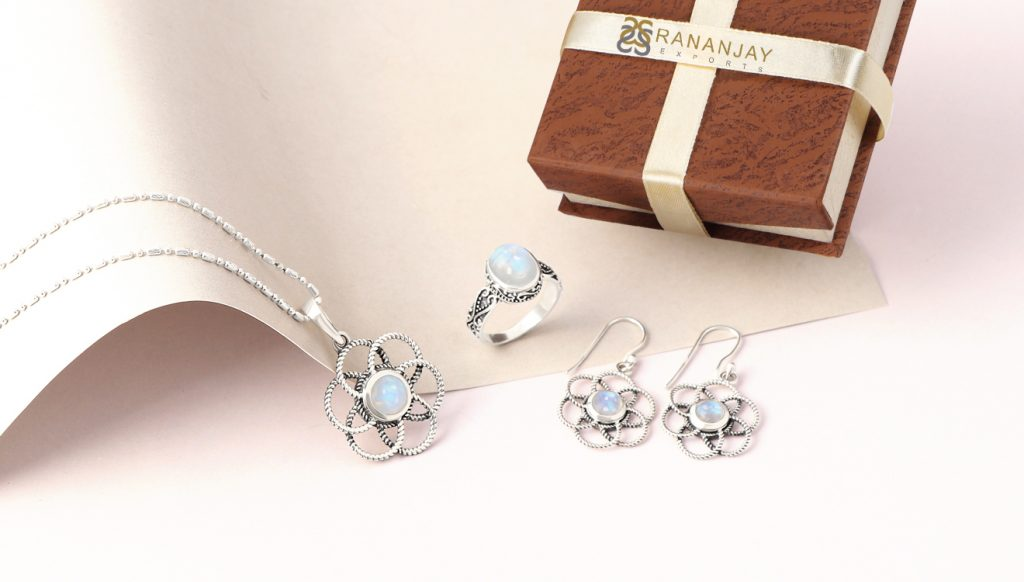 Beautiful and Affordable Moonstone Jewelry