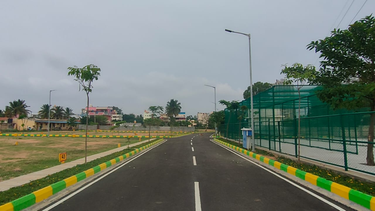 BMRDA approved plots for sale in East Bangalore