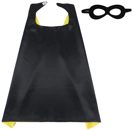 Buy cape and mask costume online Hub4deals