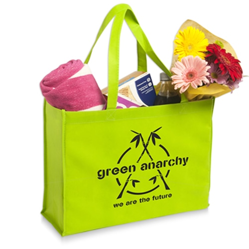 Buy Custom Non Woven Tote Bags from PapaChina