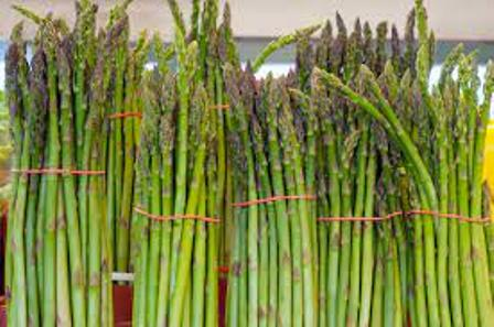 Buy Fresh Variety of Asparagus from Online