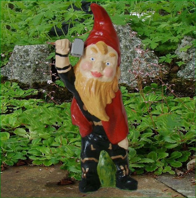Buy Large Garden Gnome Online Pixieland A Perfect Addition to any Garden
