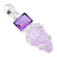 Buy Lovely Pastel Pink Raw Kunzite Jewelry At Best Price