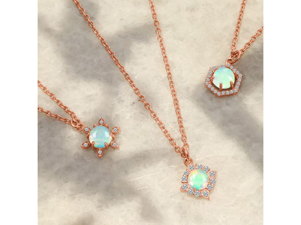 Buy sterling silver Opal jewelry at affordable price