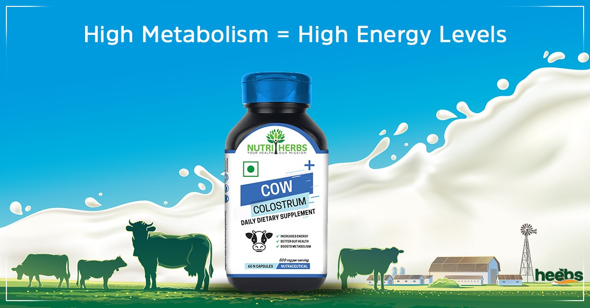 Cow Colostrum A Healthy Approach for Life