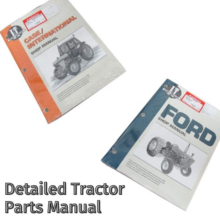 Detailed Tractor Parts Manual