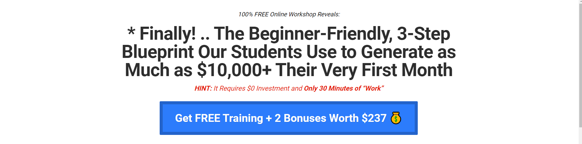 Do you want to learn how to make an extra 1000week with affiliate marketing