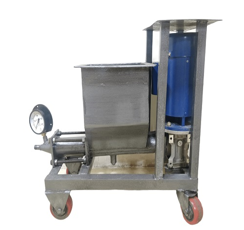 Electrical cement Grouting Machine