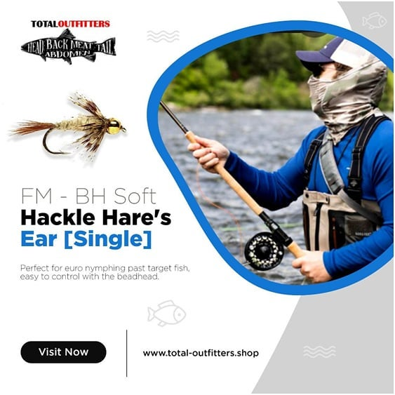 Fly Fishing rods and reels are available with Total Outfitters, get the Bes...