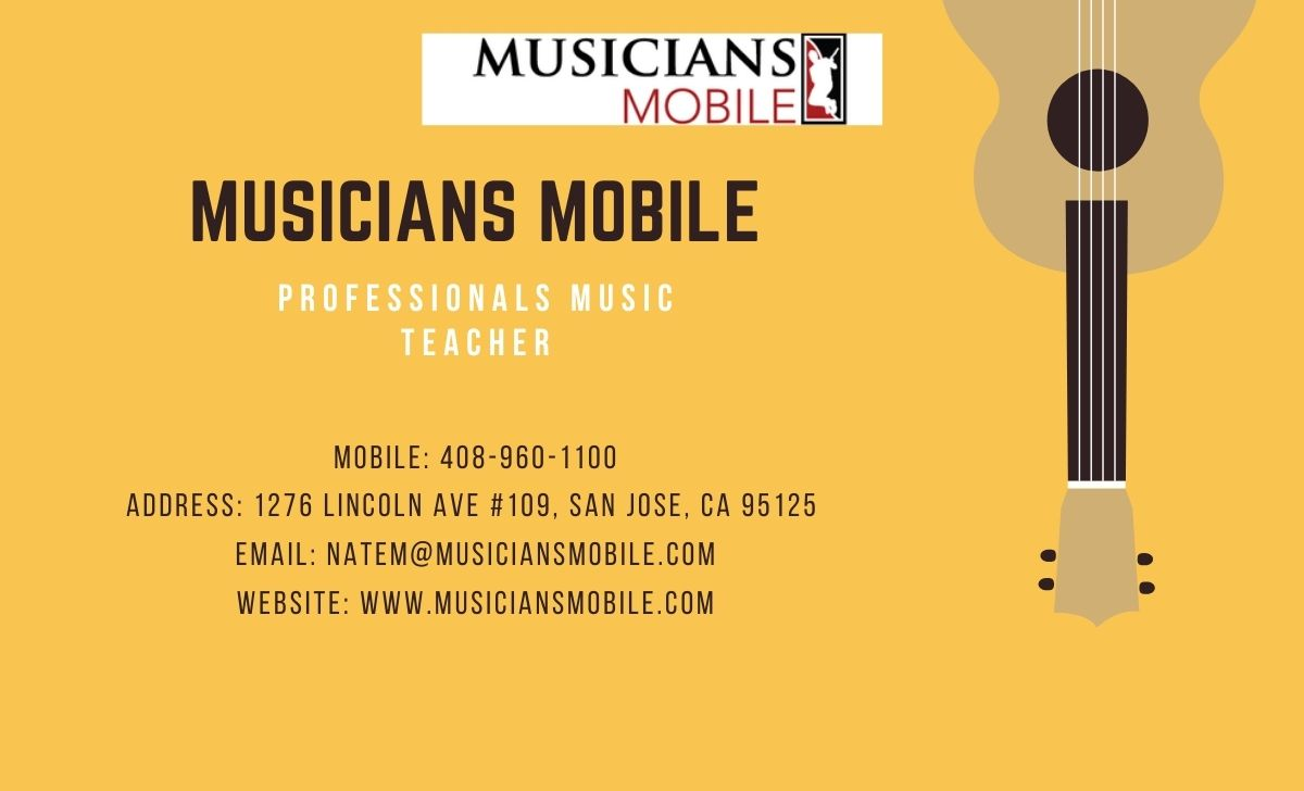 Get Best Private Music Lessons Delivered Musicians Mobile