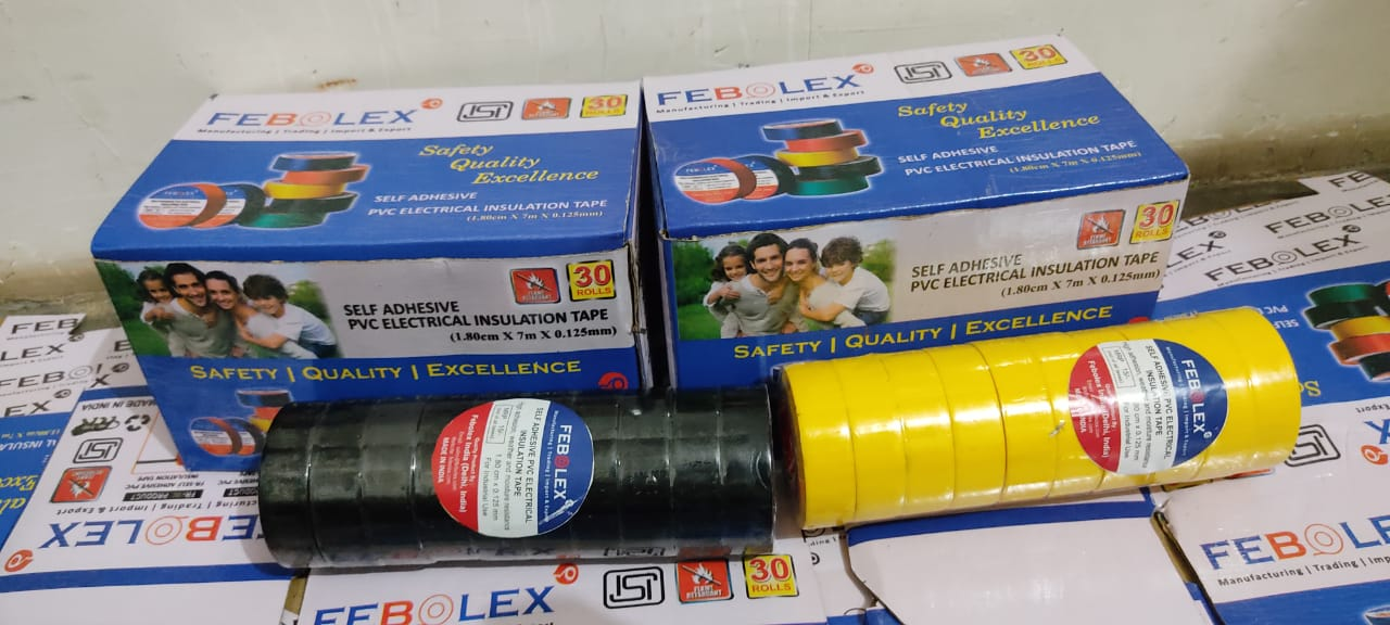 Get Electrical Tape and Insulation Tape at Best Price