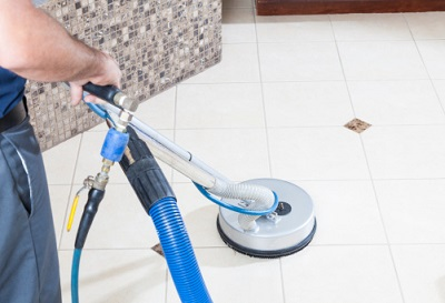 Grout Color Sealing Services in Oklahoma, USA.