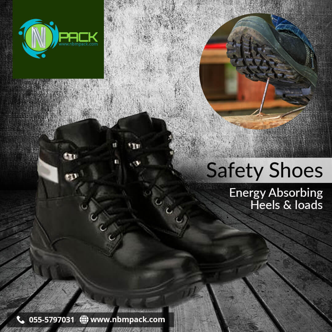 High Quality Safety Shoes UAE