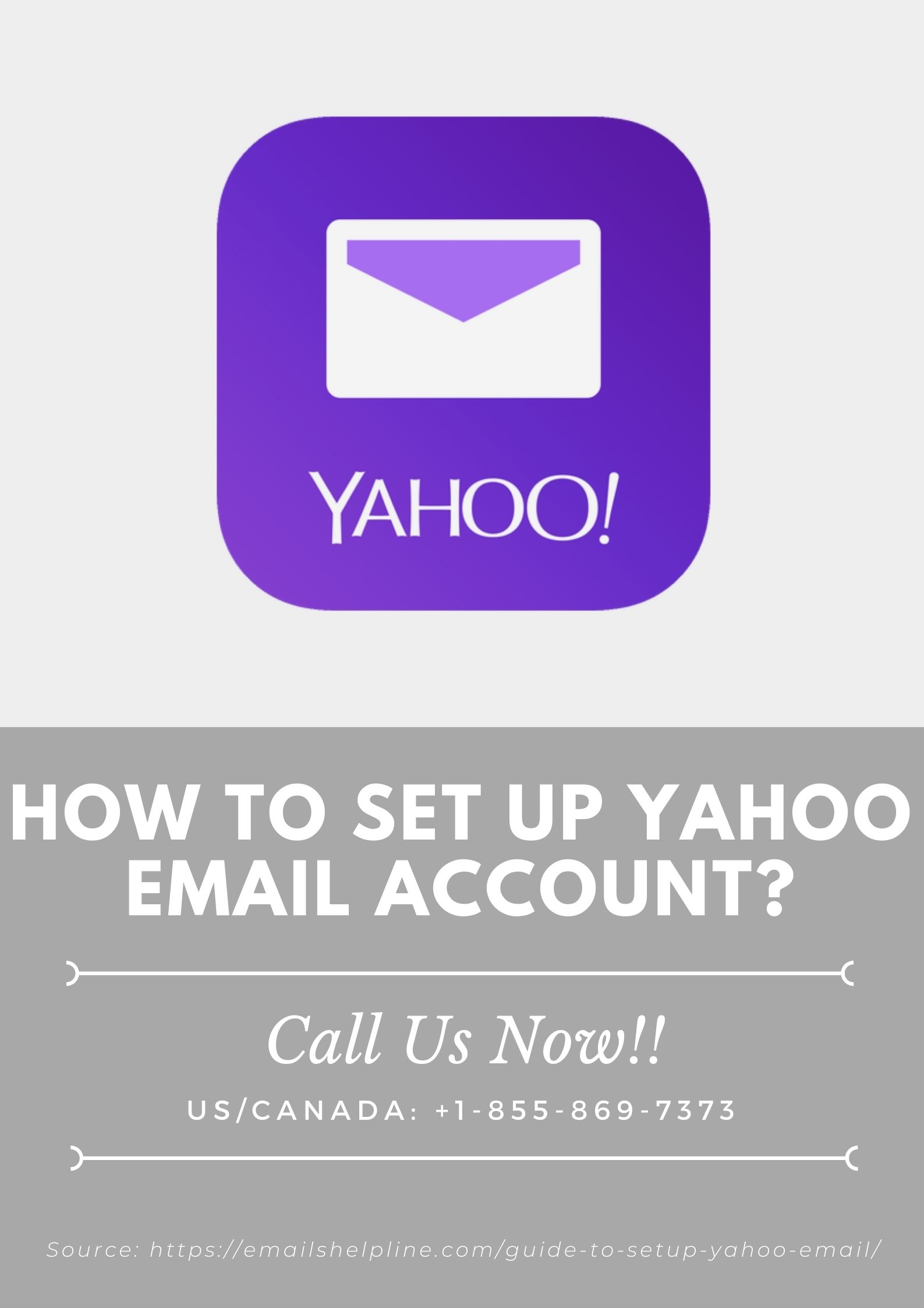 How to Set Up Yahoo Email Account Emails Helpline