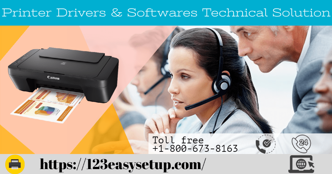 Install and Update Canon Pixma Drivers for Windows PC