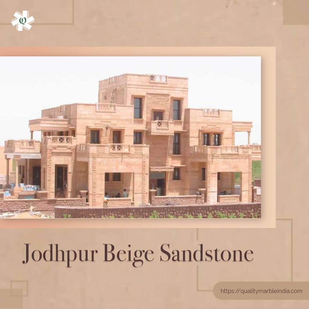 Jodhpur Beige Sandstone: A Perfect Choice For Decorating Your Home