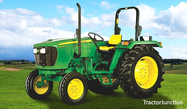 John deere 45 hp price comes with its Latest Features and Advanced Technolo...