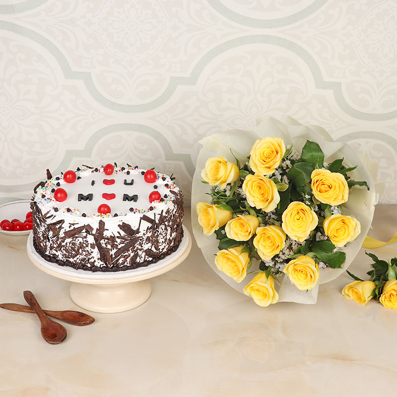 Looking for the Best Cakes and Flowers? FlowerAura is Here!