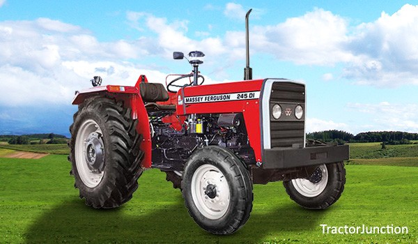 Massey Ferguson 245 tractor price available in India with Latest Features a...