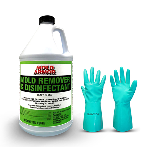 Mold Armor Mold Remover And Disinfectant 1 Gallon RTU FG550