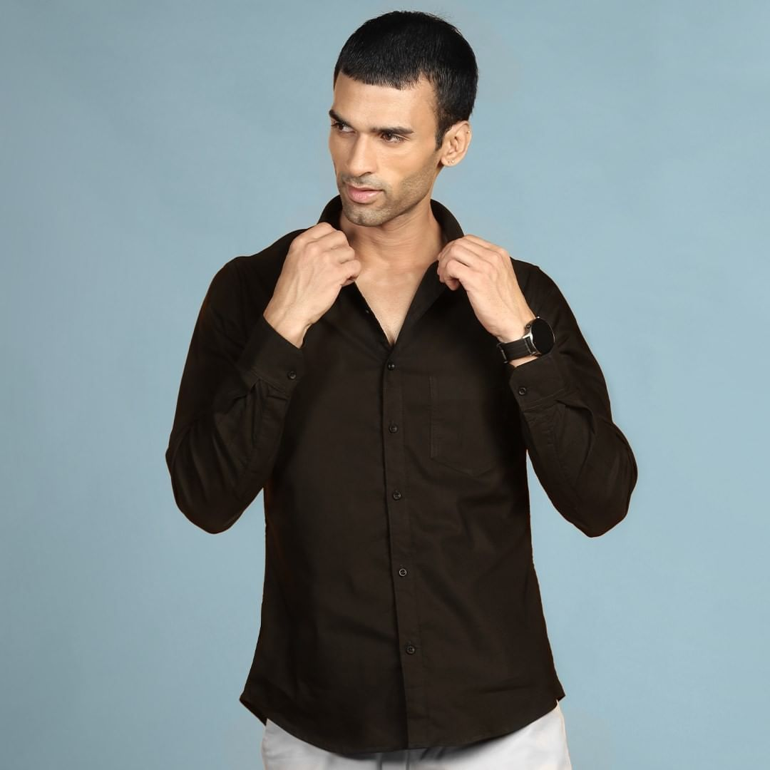 Order Exclusive shirts for men available at online stores in India