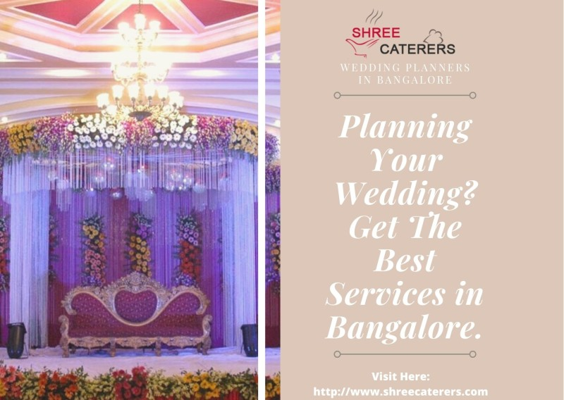 Planning Your Wedding? Get The Best Services in Bangalore