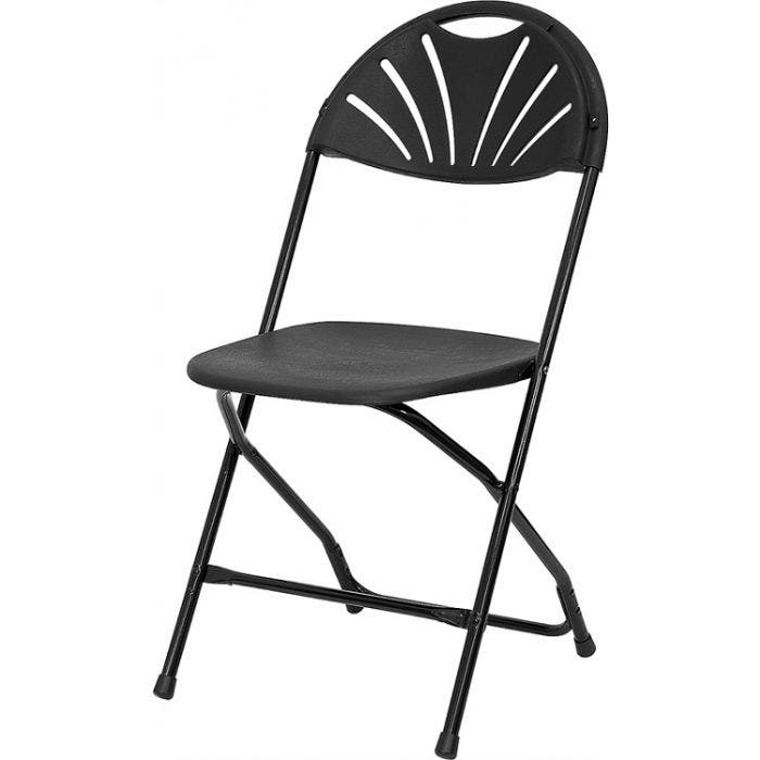 Plastic Folding Chairs are up for Sale