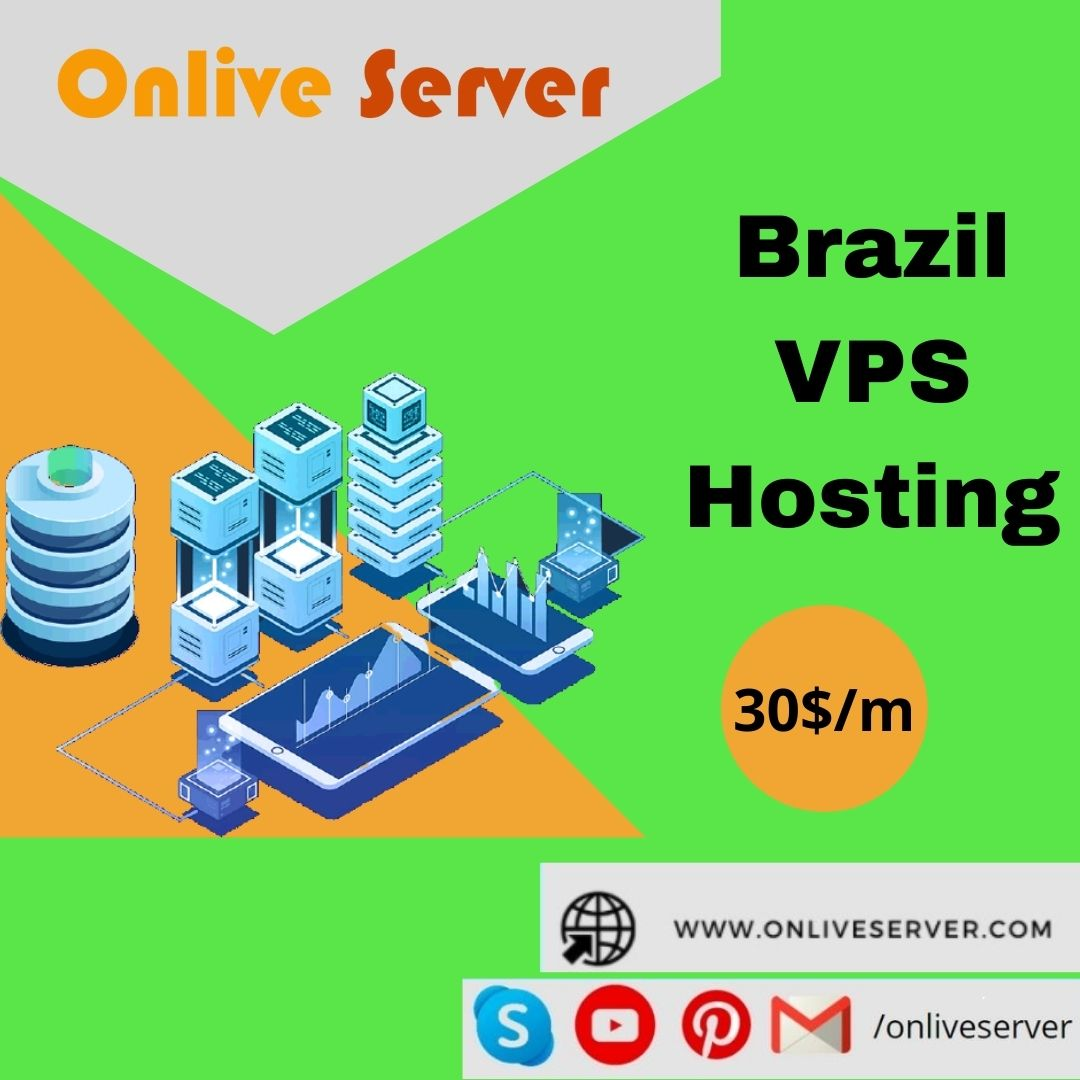 Run Fast and Smoothly your Website With Brazil VPS Hosting